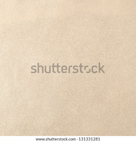 Closeup of beije leather texture background. - stock photo