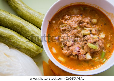 Closeup of clean food, Healthy eating. - stock photo