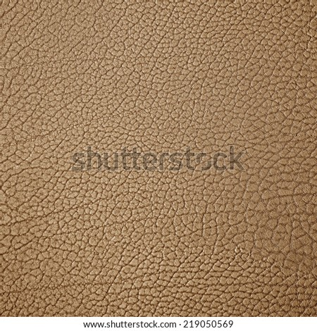 Closeup of leather texture - stock photo