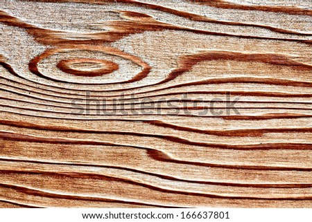Closeup of old dirty wood structure pattern. - stock photo