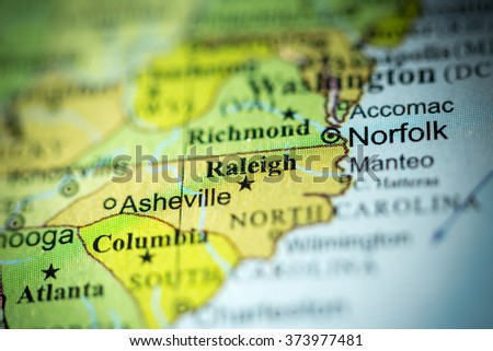 North Carolina Map Stock Images RoyaltyFree Images Vectors - North carolina political map