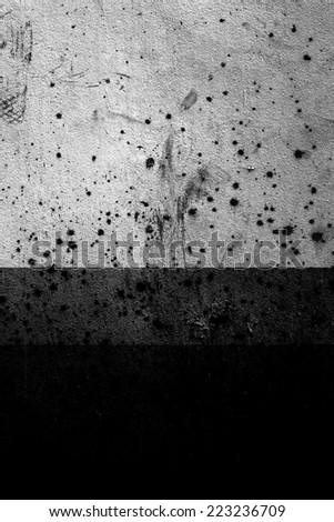 Closeup of rough grunge vertical background. Copy space - stock photo