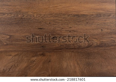 closeup of wood texture - stock photo