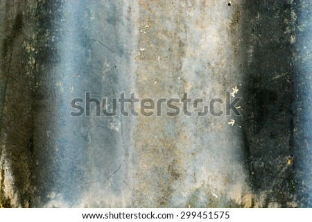 Closeup ,old dirty roof tiles - stock photo