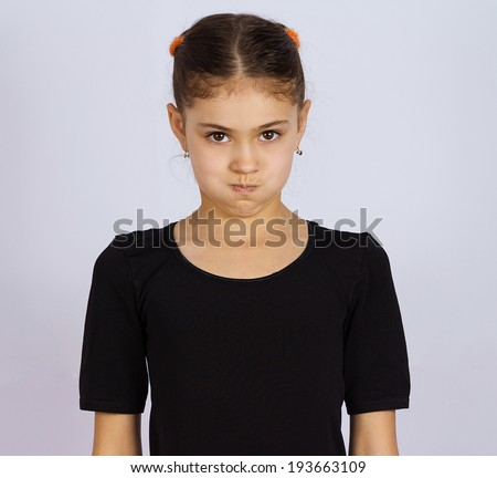 Closeup portrait angry, cranky, grumpy young girl, about to blow steam out of ears, have nervous breakdown, isolated grey background. Negative human emotion facial expression feeling attitude reaction - stock photo