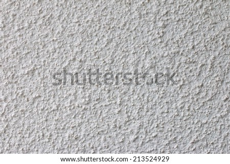 Closeup shot of bumpy wall for some background. - stock photo
