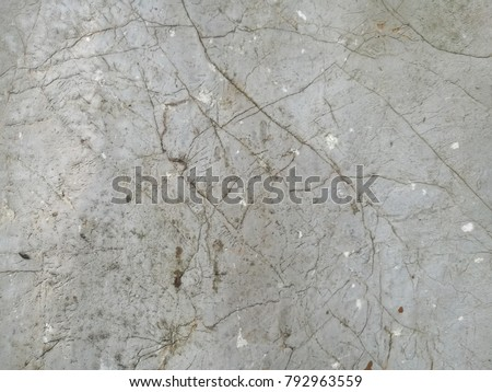 closeup the natural marble surface in nature