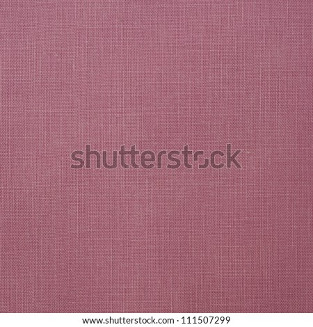 Cloth - Linen Fabric Material Texture - Background - stock photo