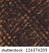 Cloth texture with pattern - stock photo