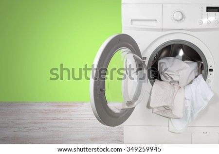Clothes Washer.