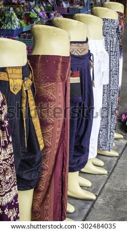clothing - stock photo
