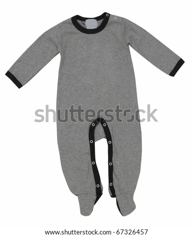 Clothing for Baby - stock photo