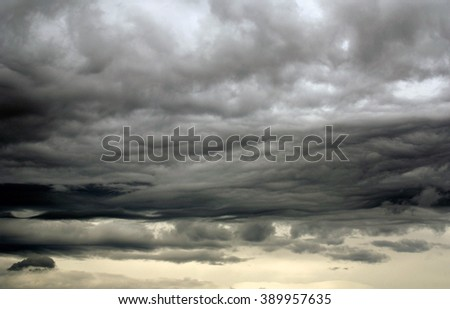 Cloud - stock photo