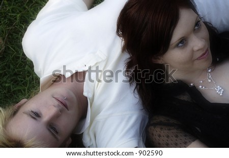 Cloud Busting - stock photo