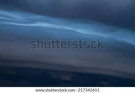 clouds - abstract background - stock photo