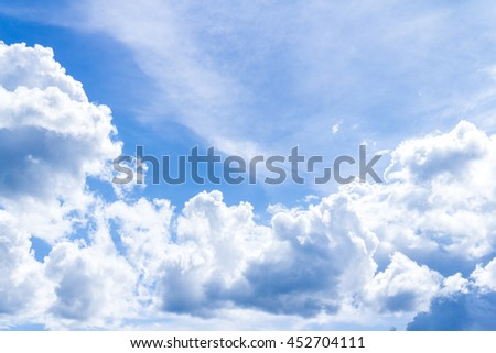 Clouds and Sky background