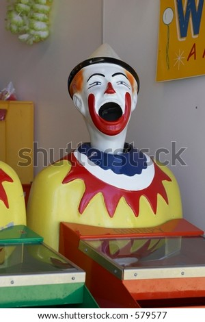 Clown Head Game