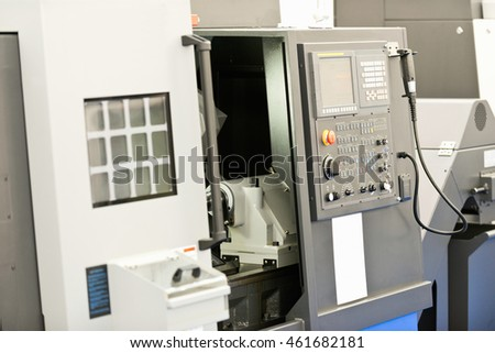 CNC Turn-Mill machine