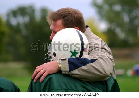 Coach - stock photo
