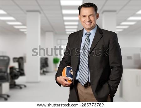 Coach, Business, Sport. - stock photo