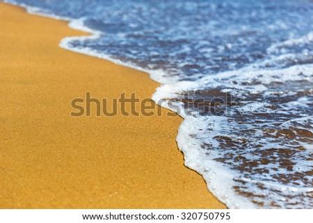 Coastline - stock photo
