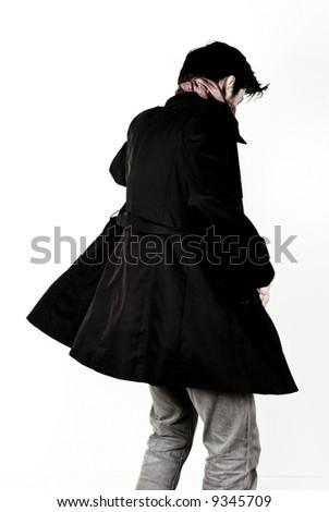 coat - stock photo