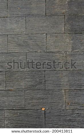 cobblestone alley ,street block  - stock photo
