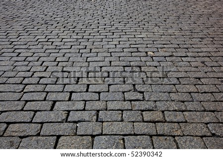 Cobblestone road stock images royalty free images for Cobblestone shutters