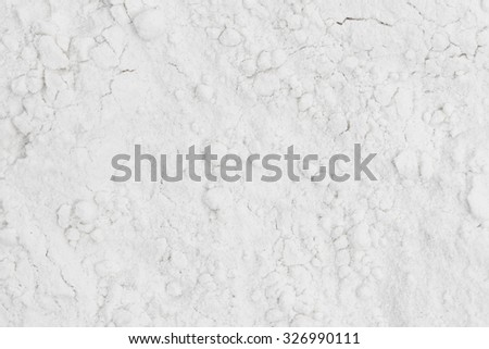 Cocaine. Texture. - stock photo