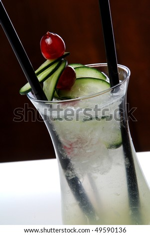 cocktail cucumber