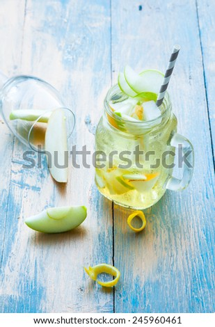 Cocktail Drink - stock photo