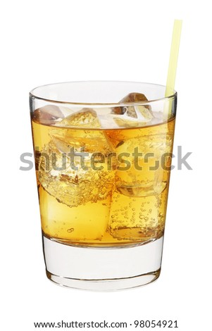 Cocktail glass classic - stock photo