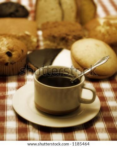 cofee - stock photo