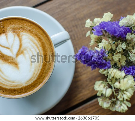 coffe - stock photo
