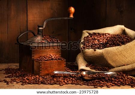 Coffee - stock photo