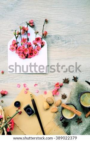 Romantic style of writing