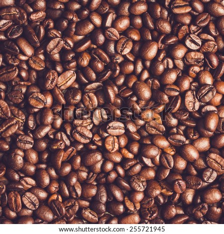Coffee Beans./ Coffee Beans - stock photo