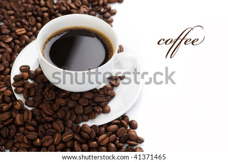 Coffee Border
