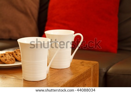 Coffee break - stock photo