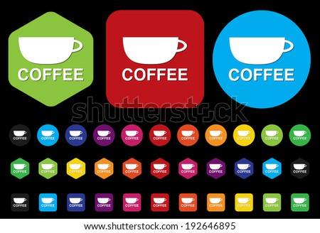 coffee button