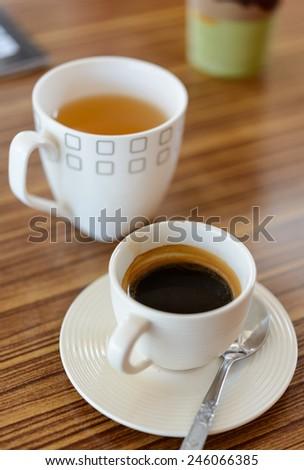 Coffee. Coffee Espresso. Cup Of Coffee - stock photo