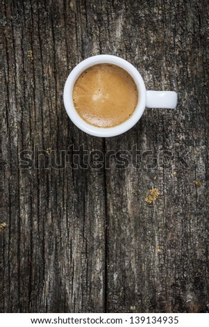 Coffee cups - stock photo
