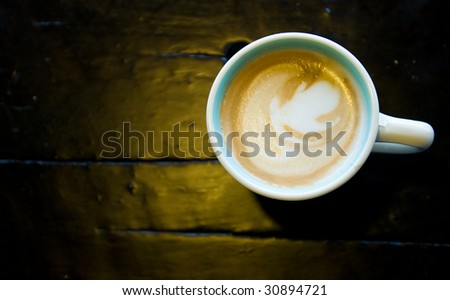 coffee drink - stock photo