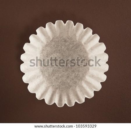 Coffee Filter - stock photo