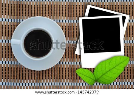 coffee in love - stock photo