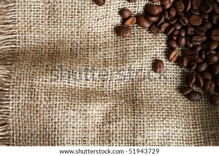 COFFEE TEXTURE - stock photo