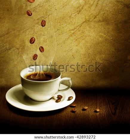 Coffee Time - stock photo
