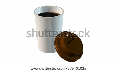 Coffee Cup To Go Paper