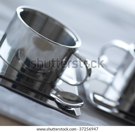 coffie cup - stock photo