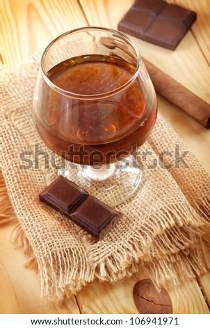 Cognac - stock photo